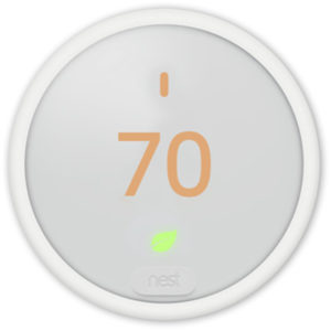 Free Nest Learning Thermostat included in the free efficient product installation program in Nova Scotia